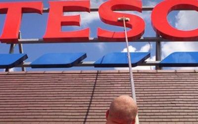 Aquamark Proves no Job is too Difficult at Major Supermarket